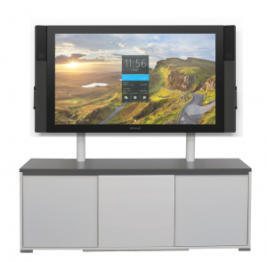 "Microsoft Surface Hub 55"" inkl. Möbel"