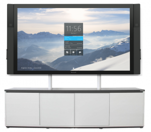 "Microsoft Surface Hub 84"" inkl. Möbel"