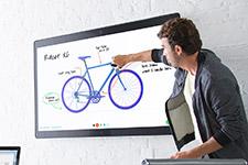 Aktives Zeichnen auf dem Webex Board