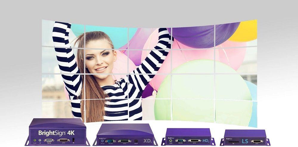 BrightSign XT-Linie