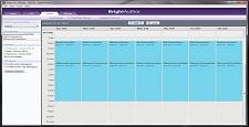 BrightAuthor Scheduling