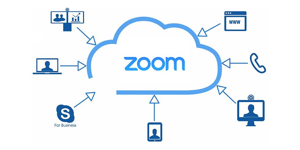 GMS ist Partner mit Zoom Videokonferenzen