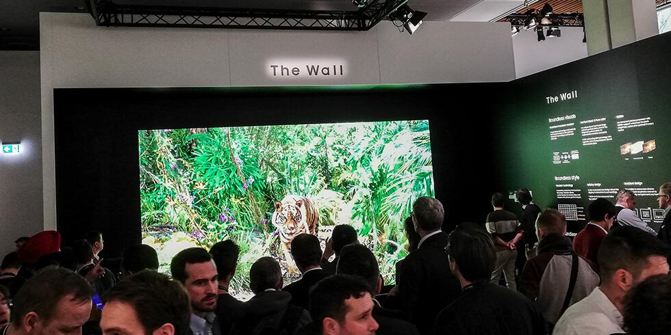 Samsung - The Wall