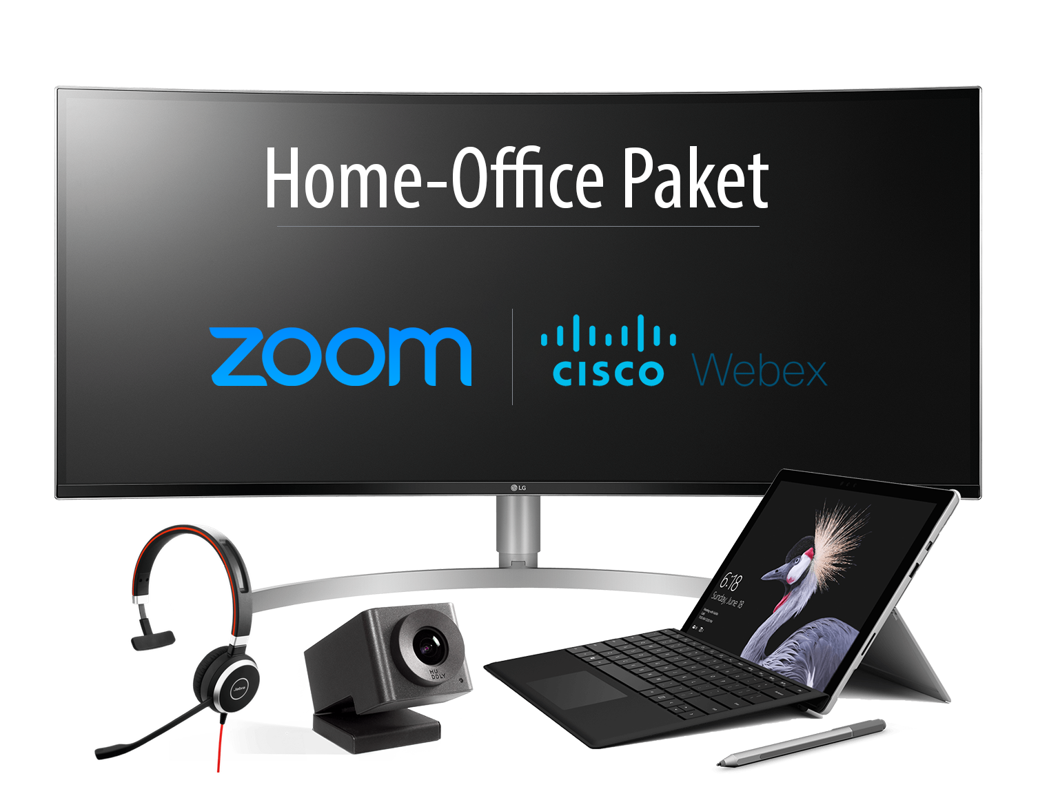 Home Office-Bundle