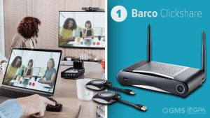 Barco Clickshare GMS