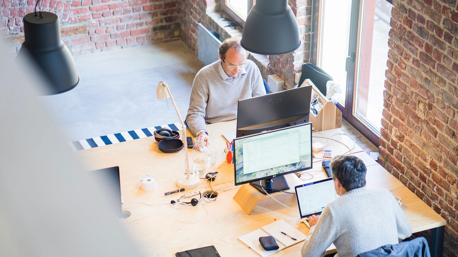 Vorteile von Desk Sharing GMS