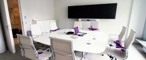 Wilkie Fahr Gallagher Meeting Room Technology